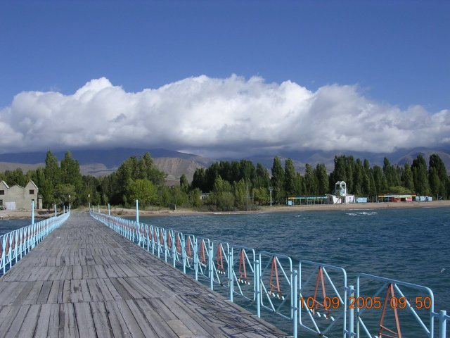 Иссык-Куль, Киргизия