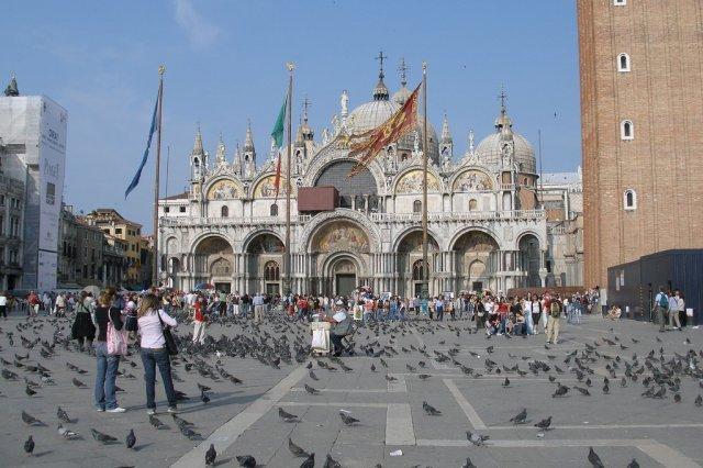 Собор Святого Марка, Венеция