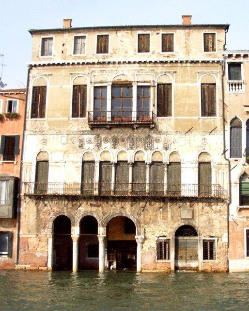 Дворец Ка'да Мосто, Венеция