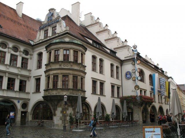 Ресторан Хофбройхаус, Мюнхен