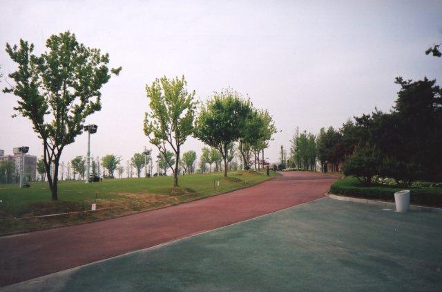 Парк отдыха, Сувон