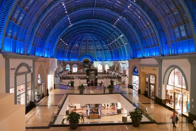 Mall of Emirates, Дубай