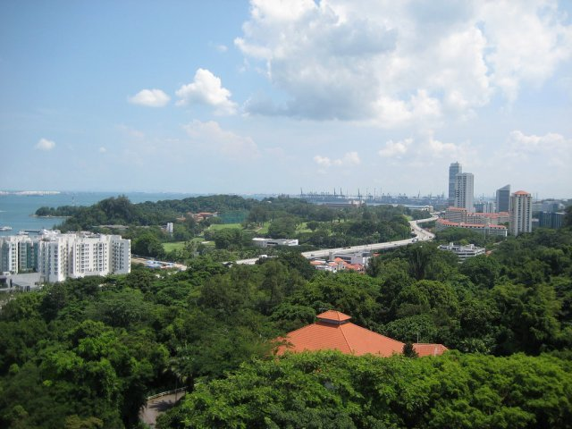 Остров Сентоза, Сингапур