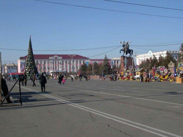 Тараз, Казахстан
