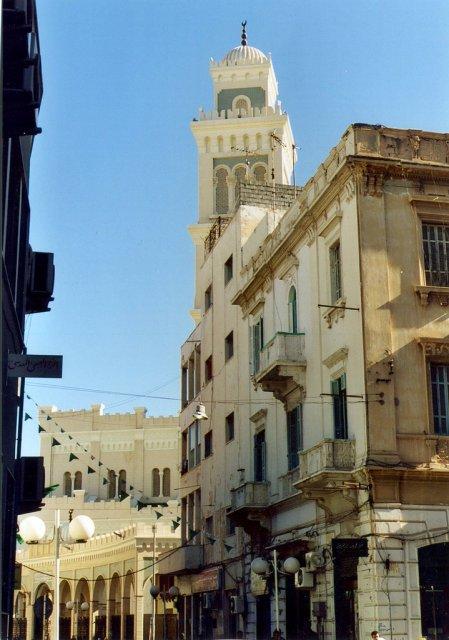 Триполи, Ливия