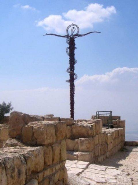 Гора Небо, Иордания
