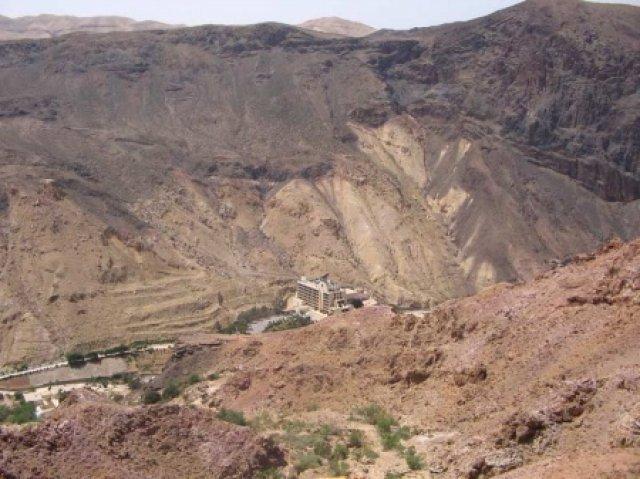 Ущелье Майн, Иордания