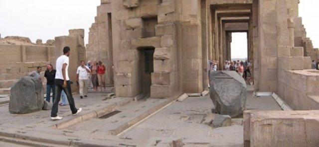 Два алтаря в храме Ком Омбо, Египет
