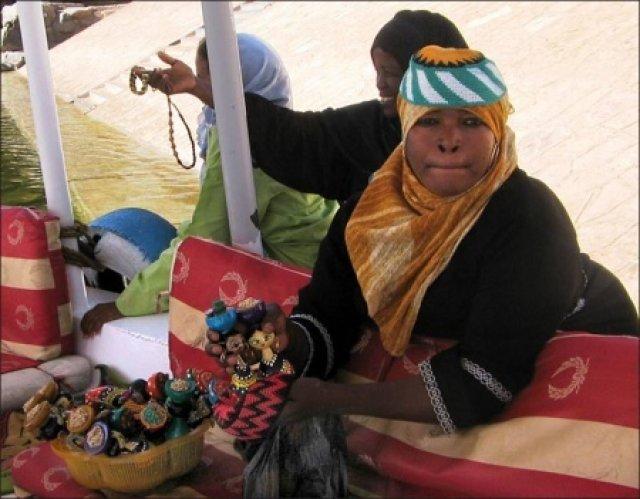 Нубийские матрёшечники, Египет