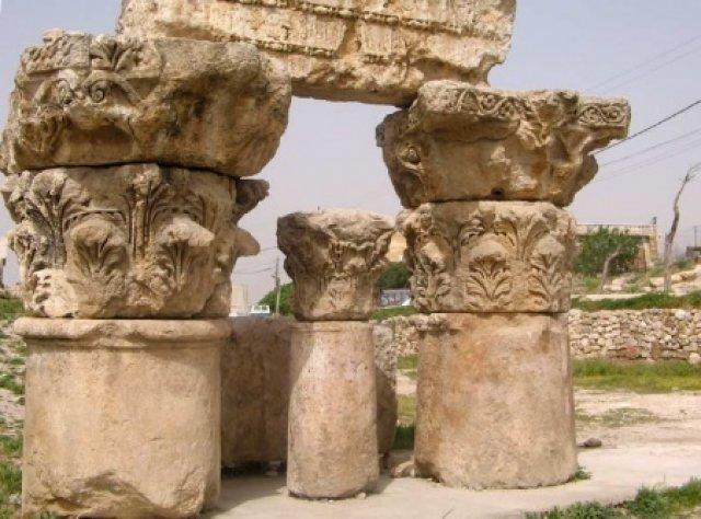 Древности, Иордания