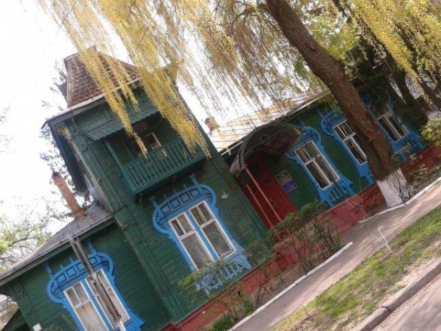 Деревянная наследие Чернигова