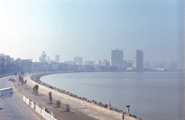 Мумбай (Бамбей), Индия