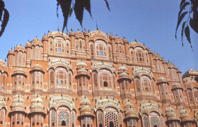 Джайпур и розовый Дворец ветров, Индия