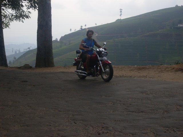 Путешествую на байке по Шри-Ланке