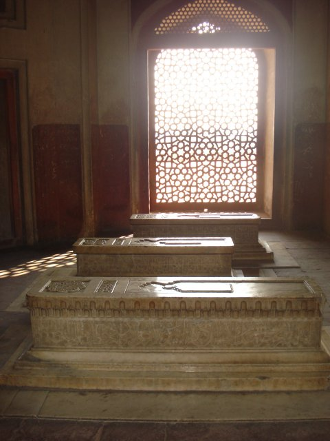Мавзолей Хумаюна, Дели, Индия