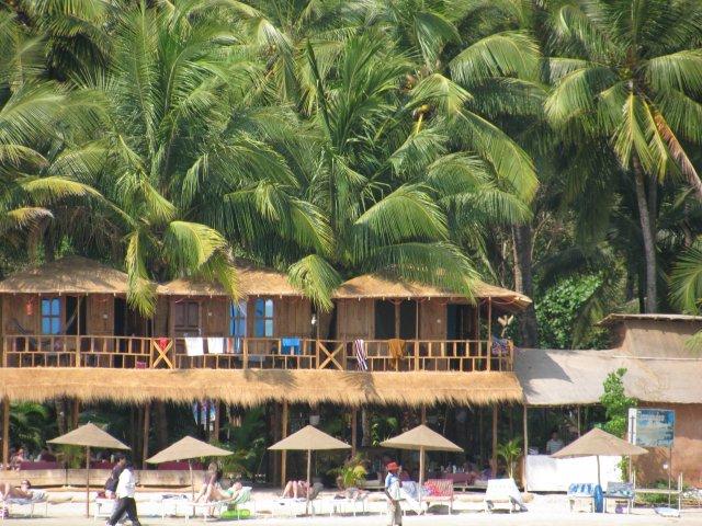Пляж Палолим в Гоа, Индия