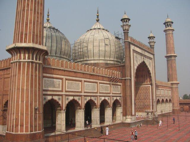 Джама Масджид (Пятничная мечеть), Дели, Индия