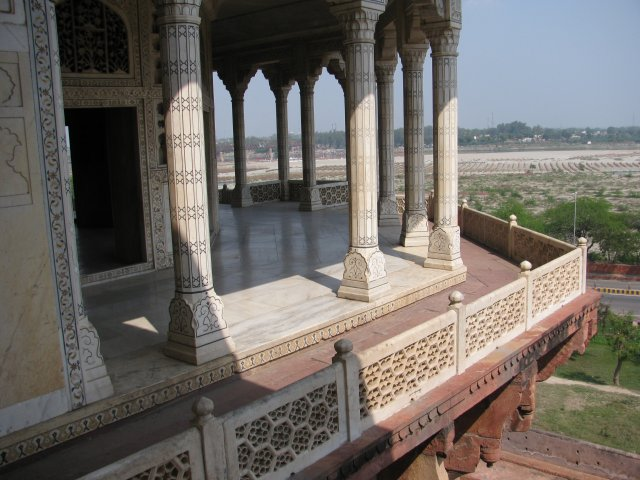 Красный Форт Агры, Индия