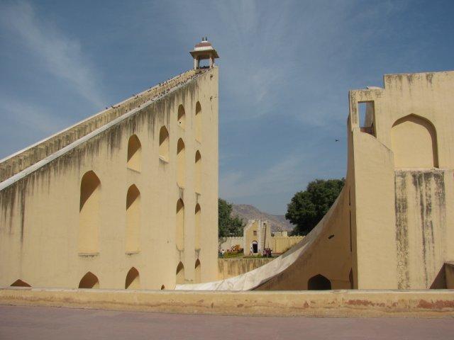 Обсерватория Джантан Мантар, Джайпур, Индия