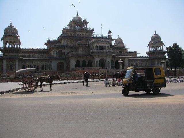 Форт Амбер, окрестности Джайпура, Индия