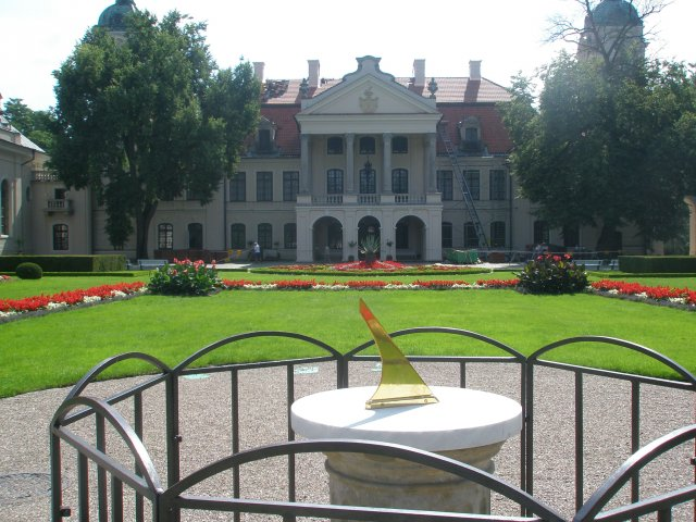 Резиденция Козлувка, Польша
