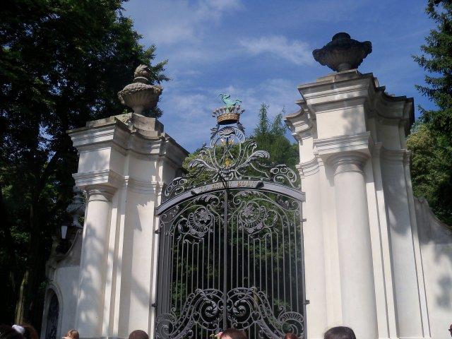 Козлувка - роскошная резиденция рода Замойских, Польша