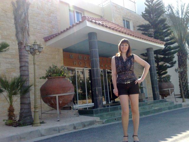Йермасойя, пригород Лимассола, гостиница Мориатис