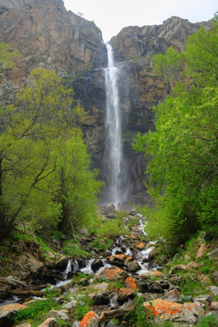 Водопд в Белогорке