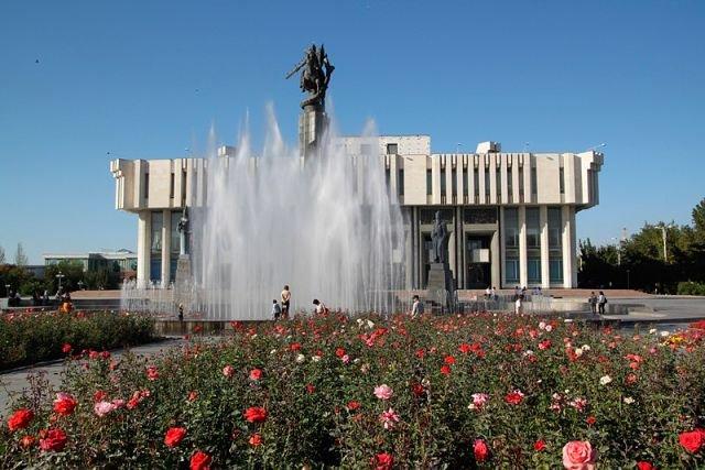 Кыргызская Государственная Национальная филармония