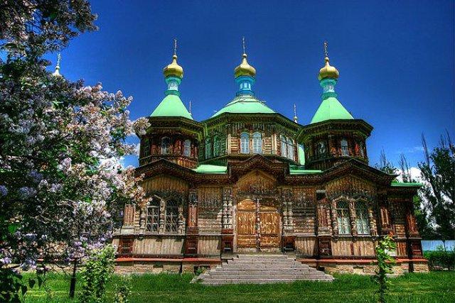 Церковь Святой Троицы, г. Каракол