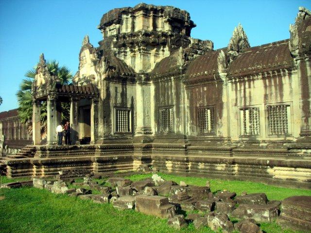 Ангкор. Ангкор Ват