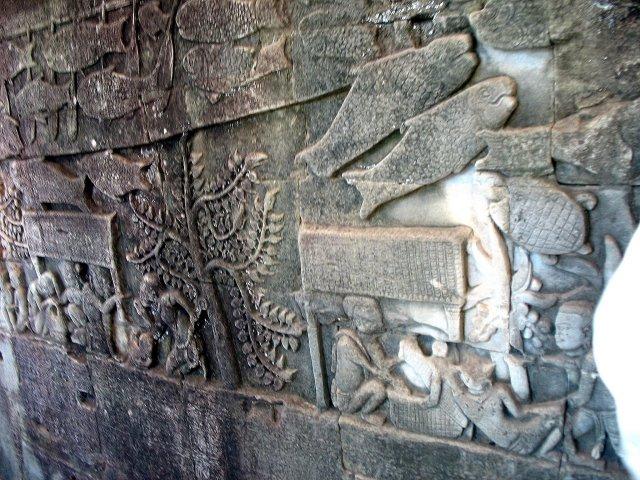 Ангкор. почти Библейский сюжет