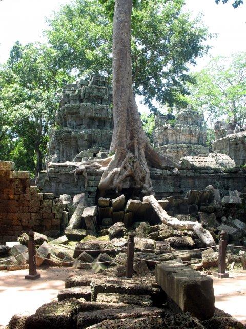 Ангкор. Та пром