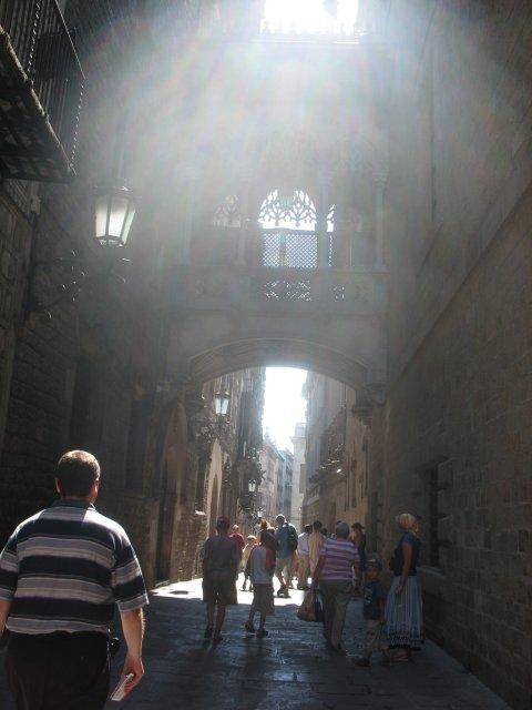 Барселона_готический Квартал