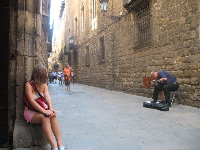 Старая Барселона