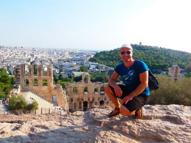Акрополь, Афины. Греция