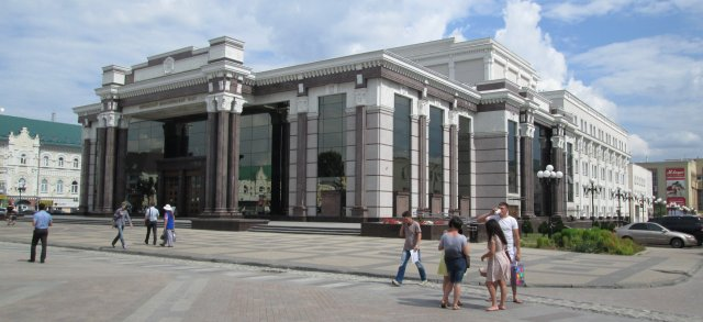 Новый театр в Пензе