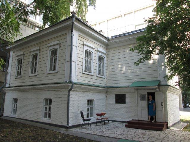 Родной дом Ленина в Ульяновске