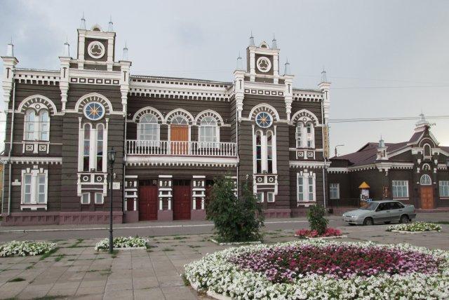 Русский город Димитровград