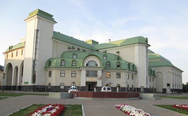 Башкирский драматический театр в столице Уфа