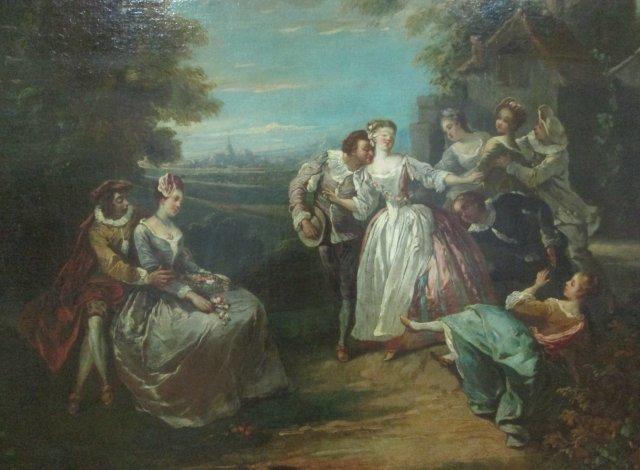Картина в Художественном музее Новосибирска
