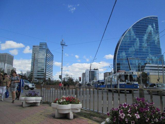 Улан-Батор является современной столицей