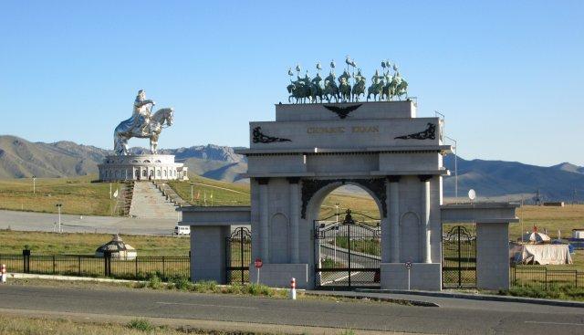 Мемориальный комплекс, посвященный Чингисхану