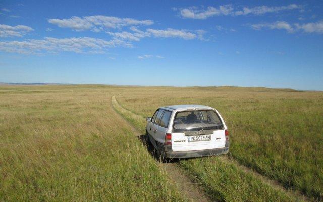 """""""Хороший"""" прямой путь через луга и холмы, по которому я проехал 60 километров"""