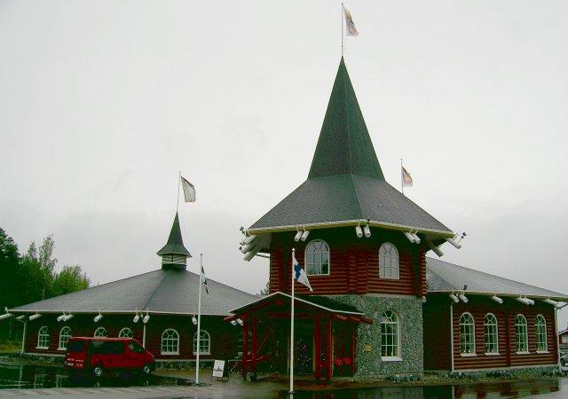 Музей рождественских традиций и сувенирный магазин при нем