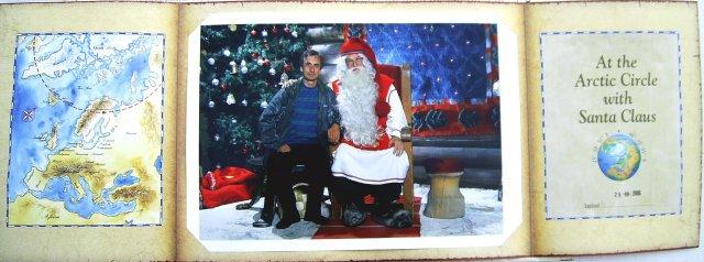 Официальный фото с Дедом Морозом