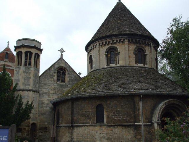 Круглая церковь 12-го века