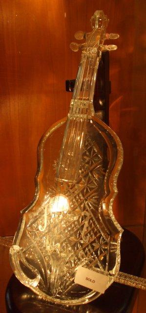 Скрипка была продана