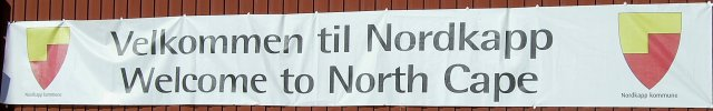 Добро пожаловать в Нордкап