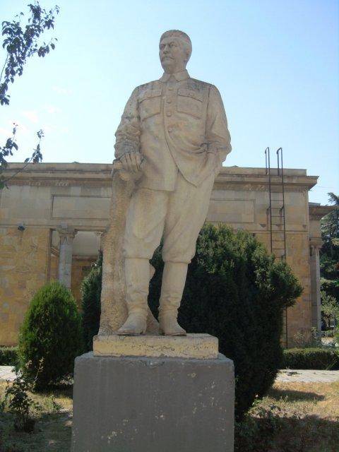 Памятник Сталина